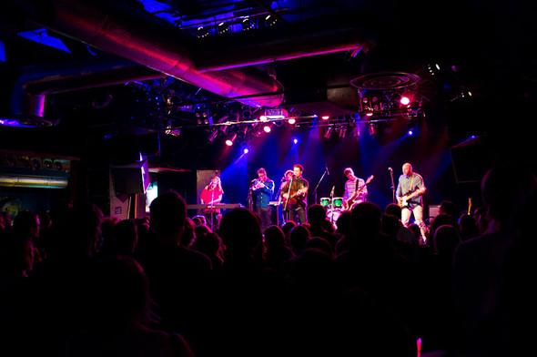 Выступление группы Vit Päls в клубе KB. Изображение №51.