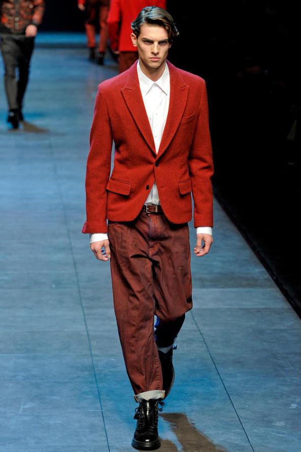 Изображение 14. Milan Fashion Week. Часть 1.. Изображение № 14.