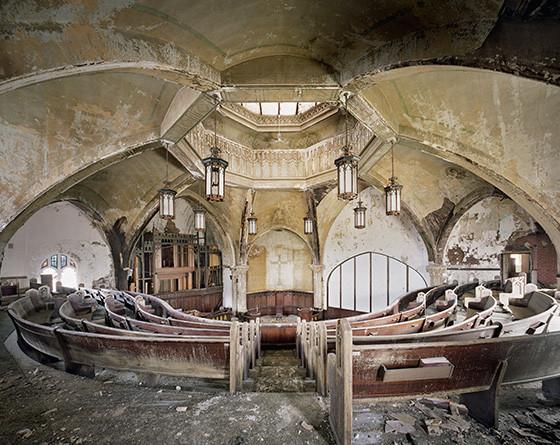 Найдено за неделю: Световая каллиграфия, натюрморты в одном тоне и панорамы разрушенных зданий. Изображение № 64.