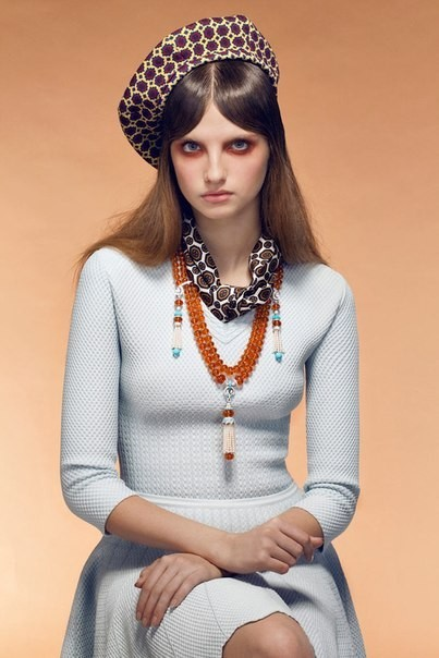 Isabelle Chapuis for Citizen K Winter 2011/2012. Изображение № 9.