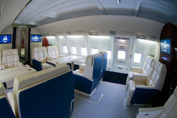 """Новый самолет Boeing 737-500 Imperial АК """"Трансаэро"""". Изображение № 7."""