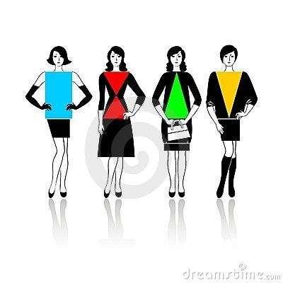 Что лучше носить для каждого типа фигуры?. Изображение № 1.