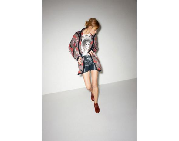 Изображение 166. Лукбуки: Atelier Versace, Sandro, Sonia by Sonia Rykiel и другие.. Изображение № 53.