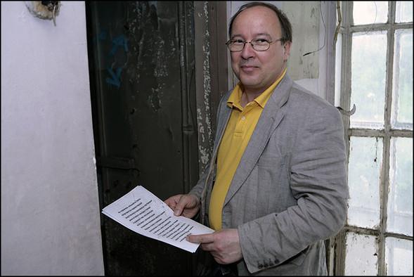 2010-05-15. Москва. Дом Наркомфина. Выставка со взломом. Изображение № 11.
