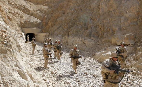 Афганистан. Военная фотография. Изображение № 215.