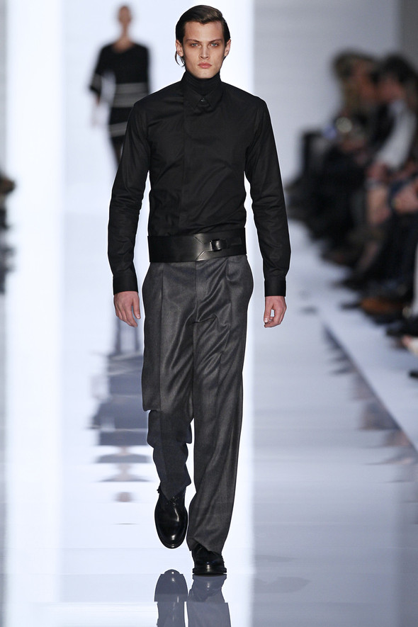 Berlin Fashion Week A/W 2012: Hugo by Hugo Boss. Изображение № 12.