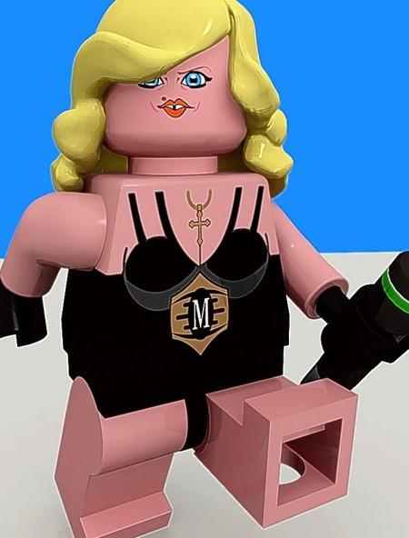ЗВЕЗДНЫЕ LEGO. Изображение № 2.