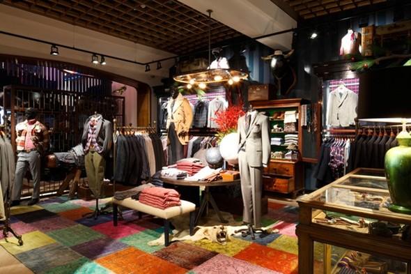 Новый флагманский бутик Tommy Hilfiger в Лондоне. Изображение № 5.