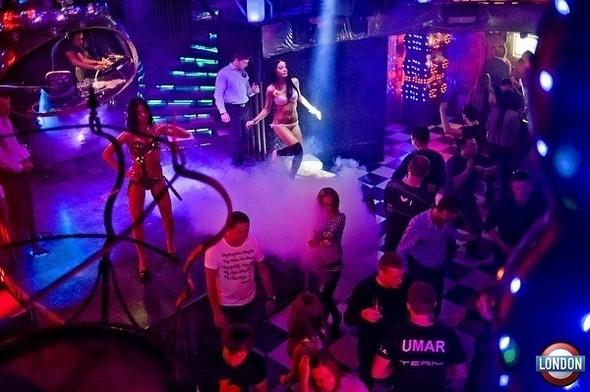 Выходные в ночном клубе London!. Изображение № 4.