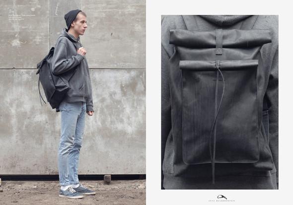 Изображение 4. Летняя коллекция рюкзаков от Asya Malbershein.. Изображение № 11.