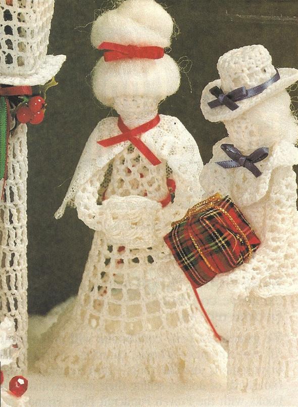 50 крутых самодельных новогодних игрушек. Изображение № 15.