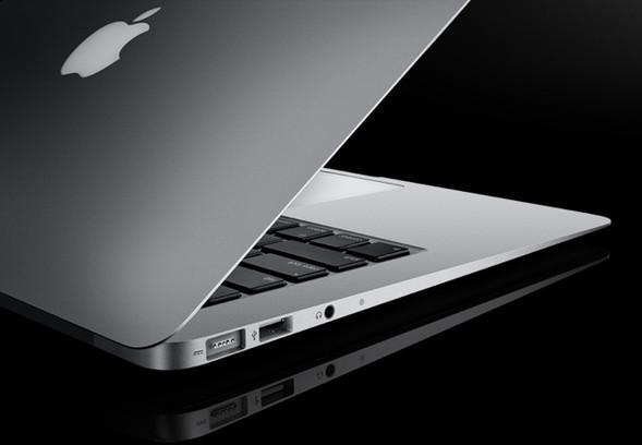 MacBook Air в IT cafe. Изображение № 1.