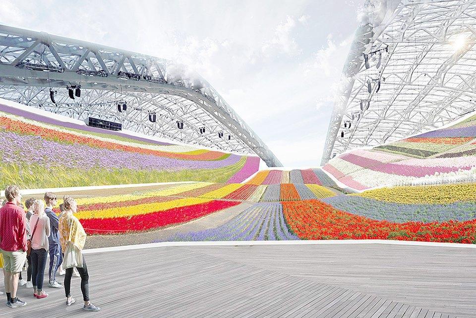 Что делать со стадионами после Олимпийских игр. Изображение № 4.