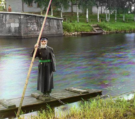 Пионер цветной фотографии Прокудин-Горский. Изображение № 5.