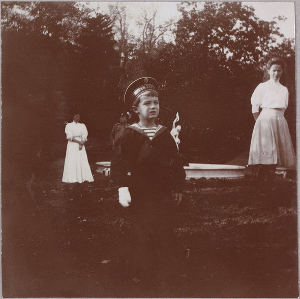 Редкие фотографии семьи Романовых. Изображение № 7.