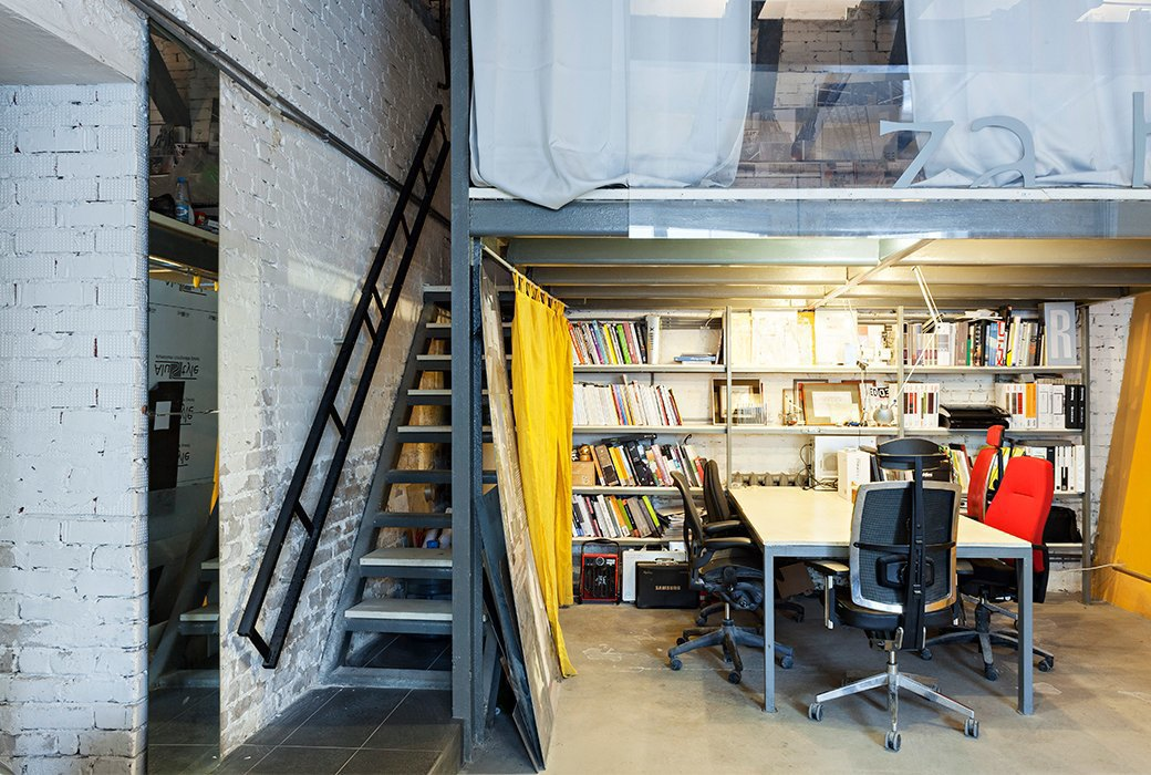 Как устроен офис архитектурной мастерской «za bor». Изображение № 7.