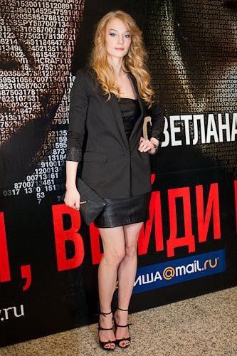 Кинороман: Светлана Ходченкова и Том Харди. Изображение № 1.