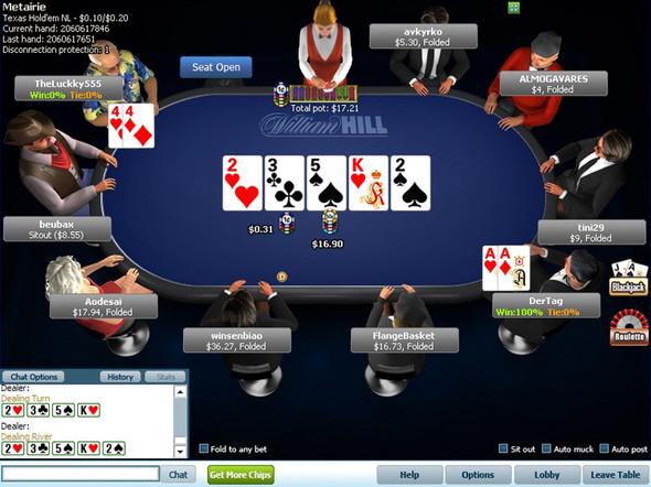 Онлайн-покер завоевывает сердца . Изображение № 1.