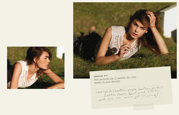Рекламные кампании: Oysho, Zara и другие. Изображение № 55.