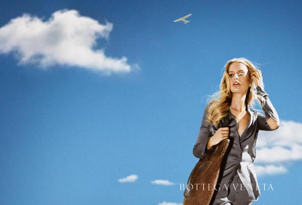 Изображение 4. Рекламные кампании: Bottega Veneta, Jaeger и Dior.. Изображение № 4.