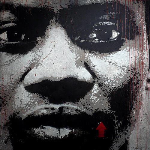 JefAérosol, уличный художник. Изображение № 10.