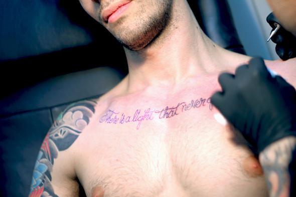 True Love Tattoo. Изображение № 73.