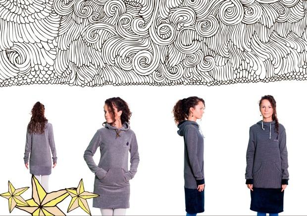 LOOKBOOK: ENA !! Самая весёлая  осень-зима 2012-13. Изображение № 11.