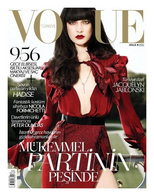 Обложки Vogue: Турция и Япония. Изображение № 1.