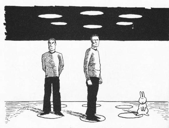 Кролики-самоубийцы(Bunny Suicides). Изображение № 20.