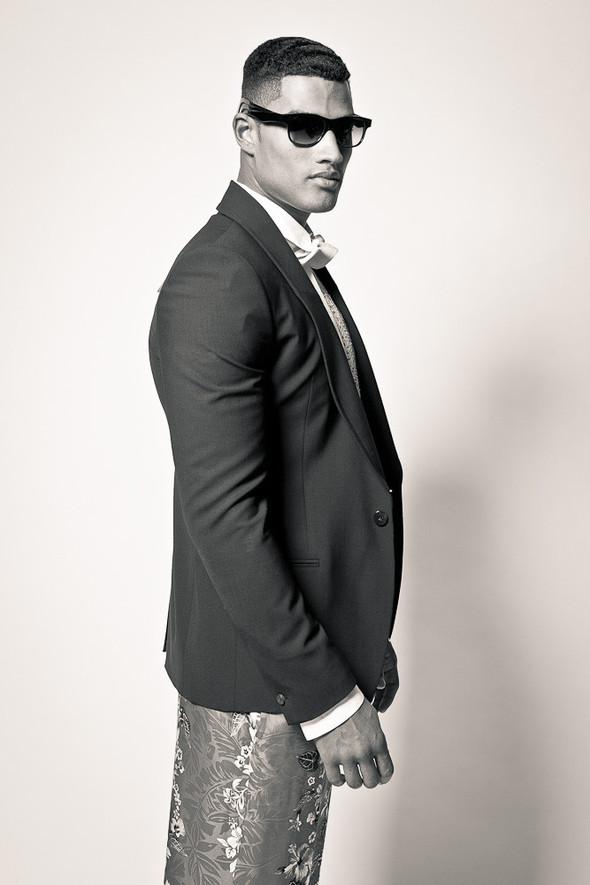 Лукбук: Jean Paul Gaultier SS 2012 Men's. Изображение № 24.