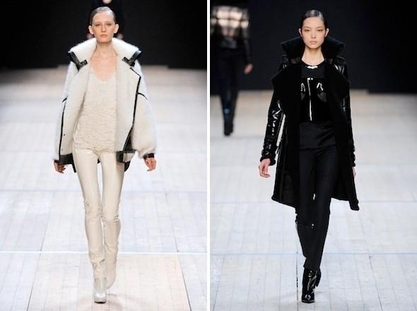 Изображение 11. Показы на Paris Fashion Week FW 2011: день 3.. Изображение № 10.
