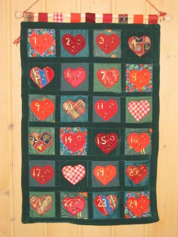 Рождественский календарь. Изображение № 8.