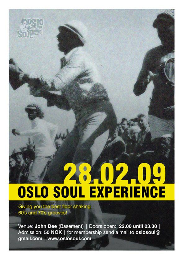 DJ BJOERN ESPEN (OSLO SOUL EXPERIENCE). Изображение № 8.