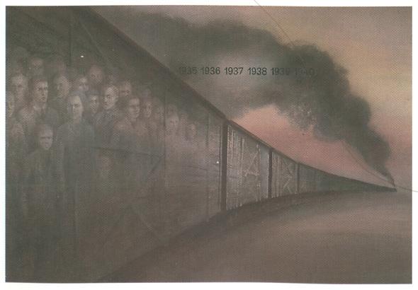 Искусство плаката вРоссии 1884–1991 (1991г, часть 9-ая). Изображение № 16.