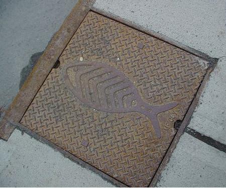 Искусство канализационного барельефа. Изображение № 29.