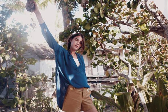 Лукбук: Бэмби Нортвуд-Блит для Bergdorf Goodman. Изображение № 11.