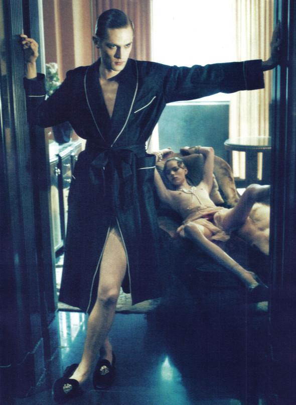 Vogue Italia March 2010. Изображение № 1.