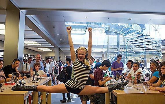 Изображение 10. Dancers Among Us. Jordan Matter.. Изображение № 10.