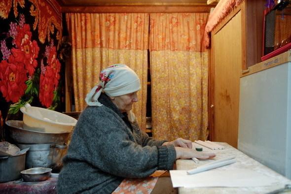 Александр Кузьмин. Исчезающие традиции. Изображение № 12.