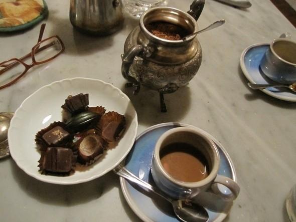 Изображение 25. Паста, антипаста и десерт из каштановой муки.. Изображение № 24.
