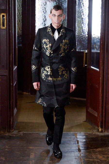 London Fashion Week: День 2. Изображение № 6.