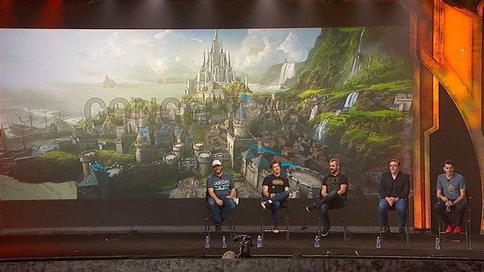 Стали известны новые подробности о фильме про вселенную Warcraft. Изображение № 4.