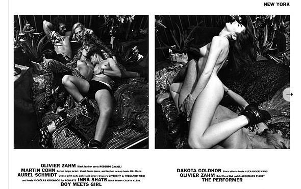 Гид по новому номеру журнала «Purple». Изображение № 6.