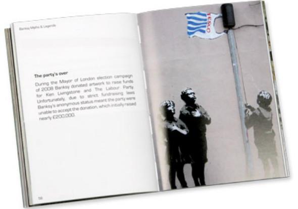 Дизайн-дайджест: Книга мифов о Бэнкси, выставка Ай Вэйвэя и арт-ярмарка FIAC в Париже. Изображение № 35.