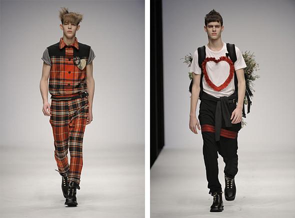 London Fashion Week AW 10: День шестой. Изображение № 6.
