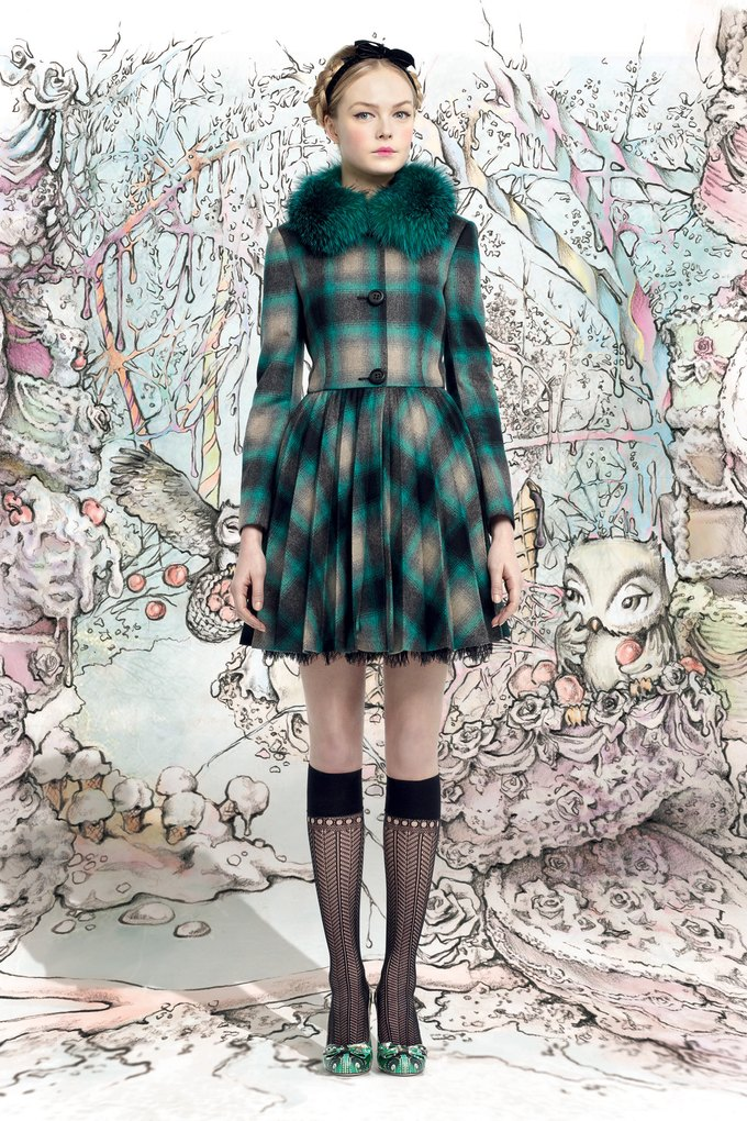 H&M, Sonia Rykiel и Valentino показали новые коллекции. Изображение № 95.