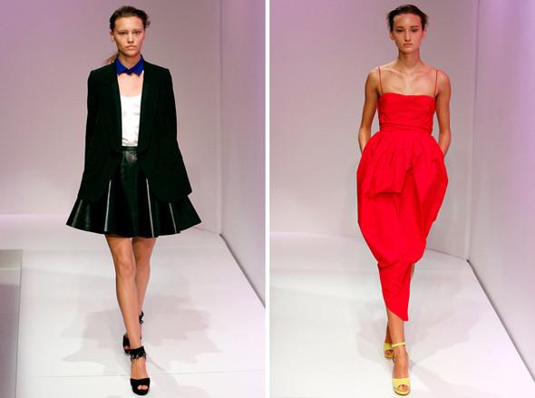 Показы Paris Fashion Week SS 2012: День 3. Изображение № 4.