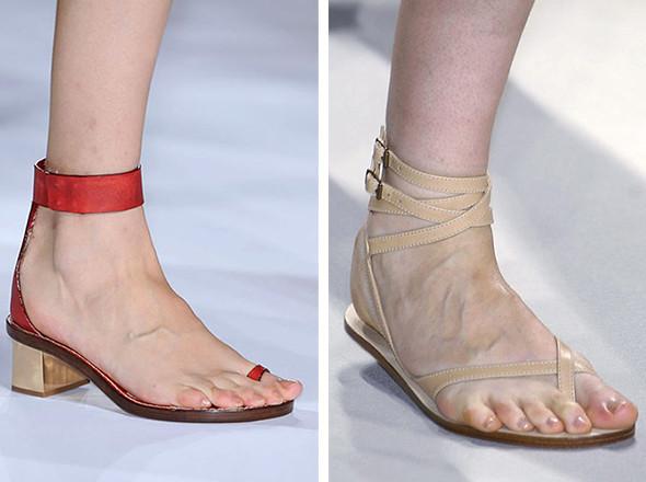 Walking in my shoes: 10 тенденций обуви весны-лета 2011. Изображение № 55.