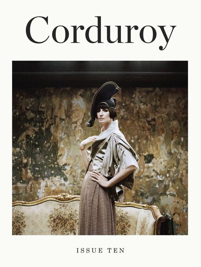 Показаны новые обложки Corduroy, Metal, Tush и других журналов. Изображение № 3.