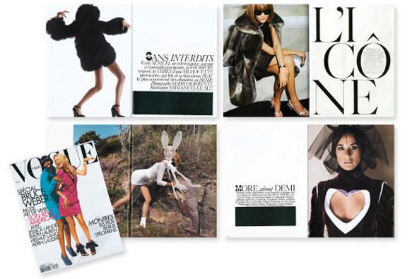 Модная фотография 80х годов. Изображение № 15.